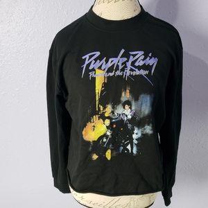 Prince and the Revolution Purple Rain Lightly Crop